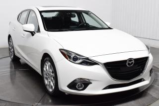 Used 2014 Mazda MAZDA3 Gt Cuir Toit Mags for sale in Île-Perrot, QC