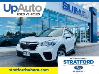 Used 2020 Subaru Forester for sale in Stratford, ON