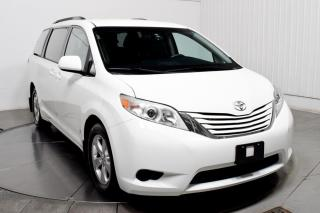 Used 2017 Toyota Sienna LE 8 PASSAGERS CAMERA RECUL MAGS for sale in Île-Perrot, QC
