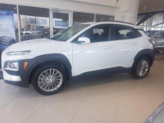New 2021 Hyundai KONA LUXURY for sale in Calgary, AB