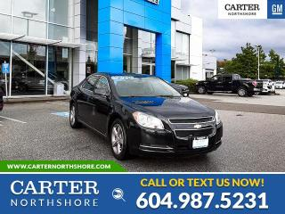 Used 2009 Chevrolet Malibu LT MOONROOF - PWR DRIVER SEATS - HEATED SEATS for sale in North Vancouver, BC