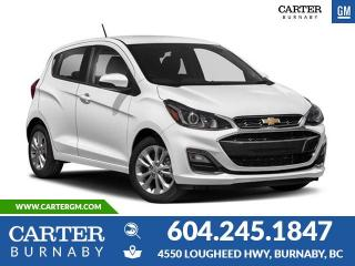 New 2021 Chevrolet Spark LS Manual for sale in Burnaby, BC