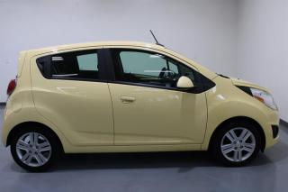 Used 2013 Chevrolet Spark 1LT Auto for sale in Mississauga, ON