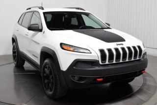 Used 2016 Jeep Cherokee TRAILHAWK 4X4 V6 CUIR for sale in Île-Perrot, QC