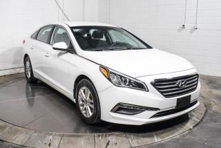 Used 2017 Hyundai Sonata GL A/C MAGS CAMERA DE RECUL for sale in St-Hubert, QC
