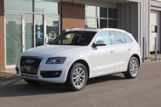Used 2012 Audi Q5 2.0T Premium Plus Prestige AWD - 2.0L - PANO MOONROOF - BLIND SPOT MONITORING for sale in Saskatoon, SK