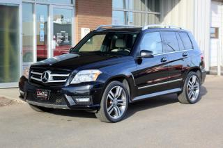 Used 2011 Mercedes-Benz GLK-Class 4-MATIC AWD - FULLY LOADED - LOW KM for sale in Saskatoon, SK