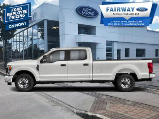 New 2020 Ford F-250 Super Duty XLT for sale in Steinbach, MB