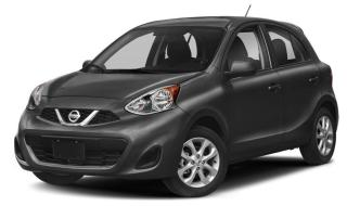 New 2019 Nissan Micra SR for sale in Toronto, ON