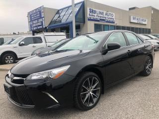 Used 2017 Toyota Camry XSE NAVIGATION|CAMERA|LEATHER|ALLOYS for sale in Concord, ON