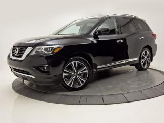 Used 2018 Nissan Pathfinder 4x4 SL CUIR GPS CAMÉRA 360 for sale in Brossard, QC