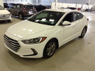 Used 2018 Hyundai Elantra GL CAMERA DET. ANGLES for sale in Longueuil, QC