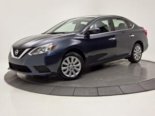Used 2017 Nissan Sentra SV CLÉ INTELLIGENTE CAMÉRA DE RECUL for sale in Brossard, QC