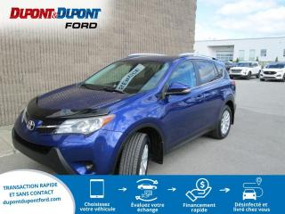 Used 2014 Toyota RAV4 Traction intégrale 4 portes LE for sale in Gatineau, QC