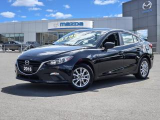 Used 2016 Mazda MAZDA3 GS - AUTOMATIC, BLUETOOTH, HEATED SEATS, ALLOY WHEELS for sale in Hamilton, ON