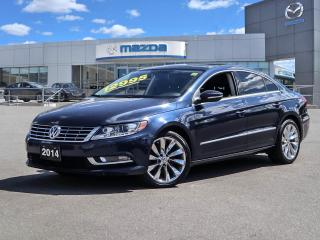 Used 2014 Volkswagen Passat CC Highline for sale in Hamilton, ON