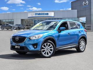 Used 2013 Mazda CX-5 GT Grand Touring for sale in Hamilton, ON