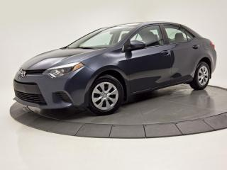 Used 2015 Toyota Corolla LE AUTO A/C BLUETOOTH GROUPE ELECTRIQUE for sale in Brossard, QC