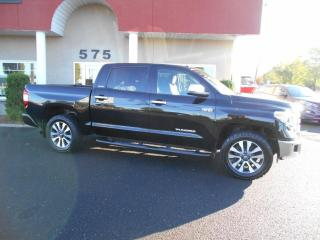 Used 2018 Toyota Tundra Limited  CrewMax 4x4 for sale in Lévis, QC