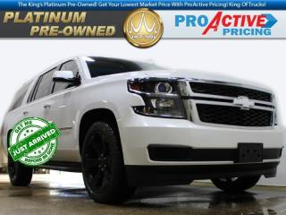 Used 2017 Chevrolet Suburban LT for sale in Virden, MB