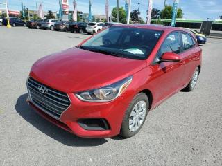 Used 2019 Hyundai Accent 5 Door Essential w-Comfort Package Auto for sale in Gatineau, QC