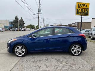 Used 2013 Hyundai Elantra GT SE PACKAGE, LOW MILEAGE! for sale in Etobicoke, ON