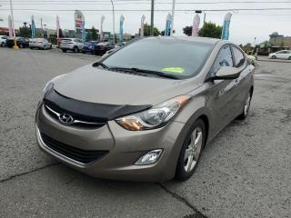 Used 2012 Hyundai Elantra 4dr Sdn Auto GLS for sale in Gatineau, QC