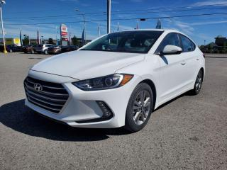 Used 2017 Hyundai Elantra GL, volant et sièges chauff. androidauto! for sale in Gatineau, QC