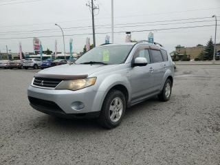 Used 2009 Mitsubishi Outlander 4WD, BANCS CHAUFFANTS, EXCELLENTE CONDITION !! for sale in Gatineau, QC
