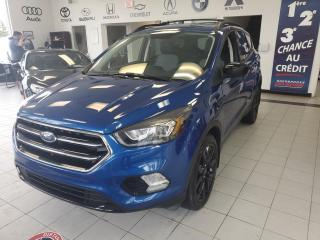 Used 2017 Ford Escape SE 4WD / MAGS / CAMERA / GR ELECTRIQUE for sale in Sherbrooke, QC