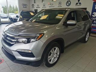 Used 2017 Honda Pilot LX / AWD / 7 PLACES / CAMERA / SIÈGE CHA for sale in Sherbrooke, QC