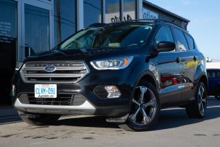 Used 2017 Ford Escape SE NAVIGATION - NO ACCIDENTS for sale in Chatham, ON