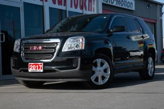 Used 2017 GMC Terrain SLE-1 BACKUP CAM - POWER SEATS - CLEAN! for sale in Chatham, ON