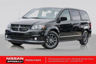 Used 2019 Dodge Grand Caravan GT STOW N GO / GT / CAMERA DE RECUL / DÉMARREUR À DISTANCE / AIR CLIMATISÉ for sale in Montréal, QC