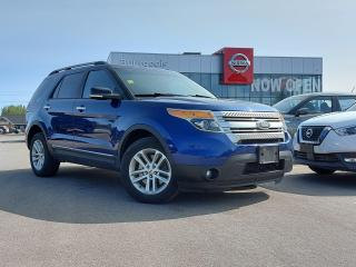 Used 2013 Ford Explorer XLT HEATED SEATS, BLUETOOTH for sale in Midland, ON
