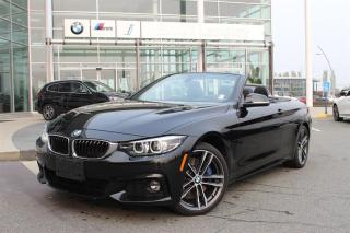 Used 2018 BMW 4 Series 440 xDrive Cabriolet for sale in Langley, BC