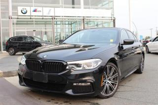 Used 2017 BMW 540 xDrive Sedan for sale in Langley, BC