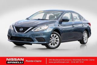 Used 2016 Nissan Sentra SV TOIT OUVRANT / CAMERA DE RECUL / SIÈGES CHAUFFANTS / BLUETOOTH / CLÉ INTELIGENTE for sale in Montréal, QC