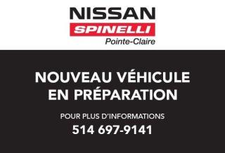 Used 2017 Nissan Rogue S DEMARREUR A DISTANCE / BLUETOOTH / CAMERA / MP3 PLAYER / SIÈGES CHAUFFANTS for sale in Montréal, QC