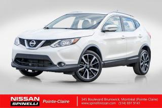 Used 2017 Nissan Qashqai SL AWD NAVIGATION / ANGLES MORTS / TOIT OUVRANT / CAMERA 360 for sale in Montréal, QC