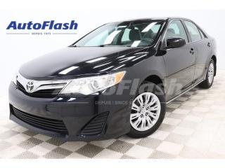 Used 2013 Toyota Camry LE *CAMERA *BLUETOOTH *CRUISE *A/C *GR-ELECTRIC for sale in St-Hubert, QC