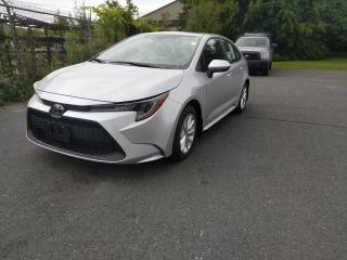 New 2021 Toyota Corolla LE UPGRADE+POWER MOONROOF+HEATED STEERING WHEEL! for sale in Cobourg, ON