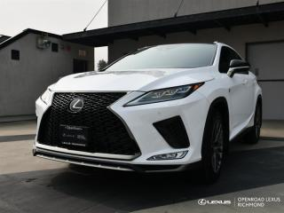 Used 2020 Lexus RX 350 8A for sale in Richmond, BC