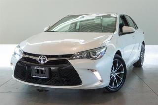 Used 2017 Toyota Camry 4-Door Sedan XSE 6A for sale in Langley City, BC