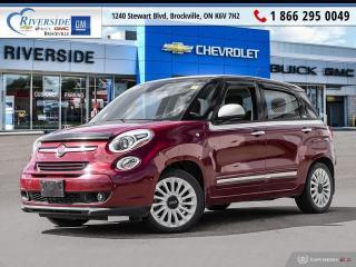 Used 2016 Fiat 500 L Lounge for sale in Brockville, ON