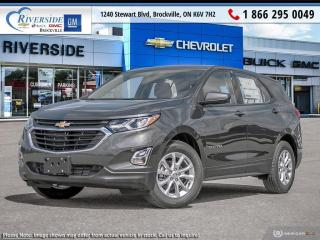 New 2020 Chevrolet Equinox LS for sale in Brockville, ON