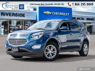 Used 2016 Chevrolet Equinox LT for sale in Brockville, ON