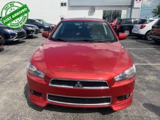 Used 2014 Mitsubishi Lancer SE  - Bluetooth - $30.93 /Wk for sale in Hamilton, ON