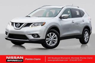 Used 2016 Nissan Rogue SV AWD TECH PKG NAVIGATION / 4WD / TOIT PANORAMIQUE / CAMERA 360 for sale in Montréal, QC