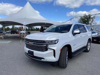 New 2021 Chevrolet Tahoe Premier for sale in Carleton Place, ON